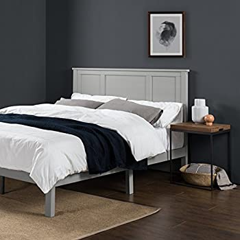 Amazon Com Zinus Santiago Wood Cottage Style Platform Bed