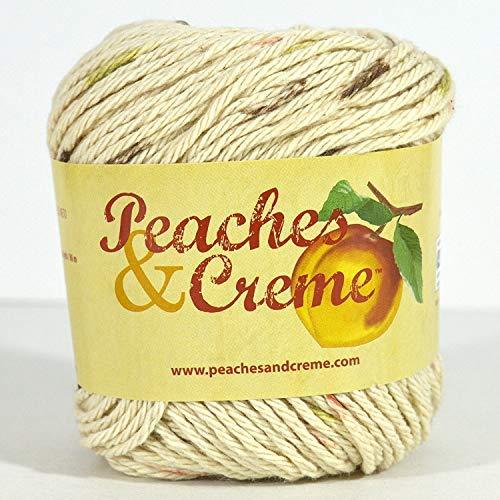 Spinrite Peaches & Creme (Cream) Cotton Yarn