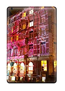 4910471K28562782 Fashionable Ipad Mini 3 Case Cover For Amsterdam City Protective Case