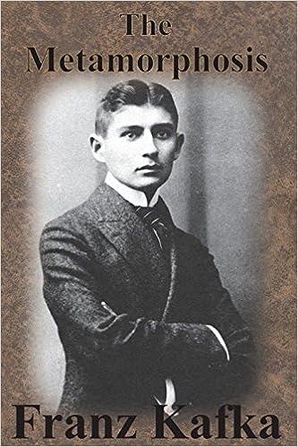 The Metamorphosis Franz Kafka 9781945644931 Amazon Books