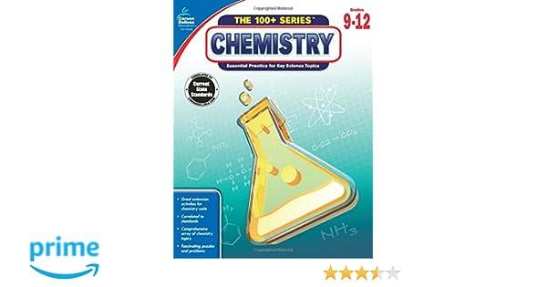 Amazon.com: Chemistry (The 100+ Series™) (9781483817095): Carson ...