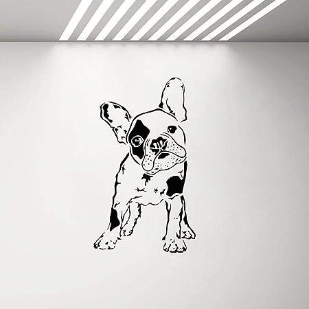 YAYAS Etiqueta de La Pared Bulldog Francés Tatuajes de Pared del ...