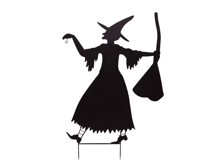 Decoration Sorciere Halloween.Métal Sorcière Dhalloween Décoration Dhalloween Déco De Fenêtre