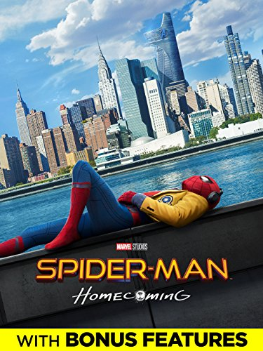: Spider-Man: Homecoming (Plus Bonus Content)