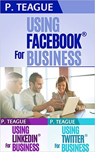Download e-bog til ipod Social Media Box Set: Facebook, Twitter and LinkedIn All-In-One (Stuff Made Simple Book 7) PDF B01C1YS0Q8 by P Teague