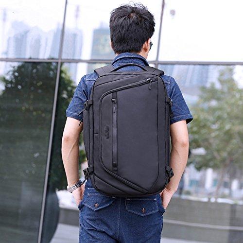 BigForest Business laptop Rucksack Backpacks Case Travel bag fits up to 15.6 Inch Computer Handbag Briefcase
