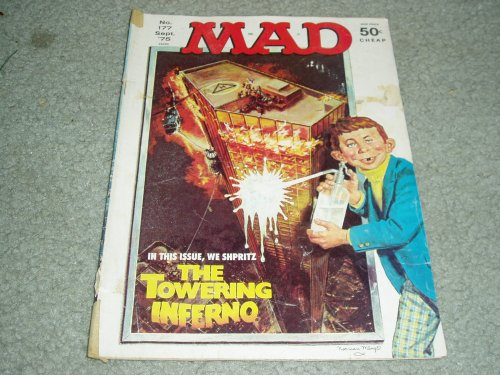 Mad Magazine Issue # 177 September 1975