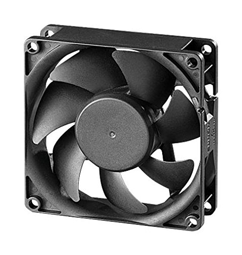 AXIAL Fan MULTICOMP 12VDC MC001614 80MM 57CFM 46DBA