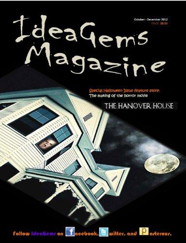 Halloween Special, Fall 2012 (IdeaGems Magazine Book 7)]()