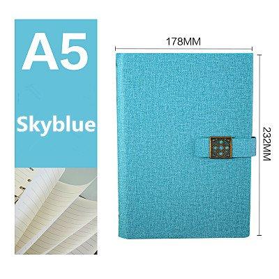 500 Page Spiral Notebook - 2