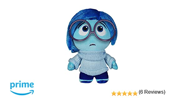 Funko - Peluche Disney - Inside out Vice Versa fabricación Tristeza 15cm - 0849803050597 - Peluche Inside out Tristeza: Funko Fabrikations:: Amazon.es: ...