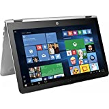 """HP ENVY x360 2-in-1 Convertible 15.6"""" Full HD Touchscreen Backlit Keyboard Flagship Premium Laptop PC, Intel Core i5-7200U Dual-Core, 12GB DDR4, 1TB HDD, Stereo speakers, Windows 10 (Silver)"""