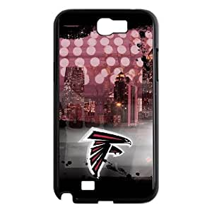 Atlanta Falcons Samsung Galaxy N2 7100 Cell Phone Case Black DIY gift zhm004_8669827