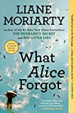 Download What Alice Forgot in PDF ePUB Free Online