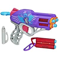 Nerf Rebelle - A8760eu40 - Jeu de Plein Air - Agent Secret - Pistolet