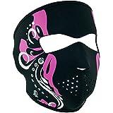 Zanheadgear Neoprene Full Face Mask, Mardi Gras