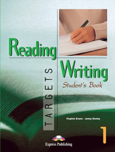 Read Online Reading & Writing Targets: Student's Book Revised (INTERNATIONAL) No. 1 ebook