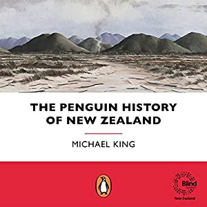 The Penguin History of New Zealand Hörbuch