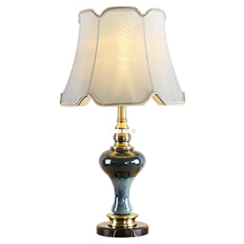 Grandes lámpara de mesa Dormitorio Lámpara de mesa Luxus ...