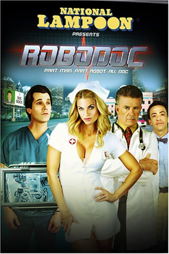 National Lampoon Presents ROBODOC by Hart Sharp Video