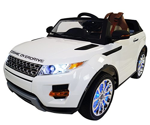 Range-Rover-Style-Premium-Ride-On-Electric-Toy-Car-For-Kids-12V-Battery-Powered-LED-Lights-MP3-MP4-Color-LCD-RC-Parental-Remote-Controller-Leather-Seat-Boys-Girls-White