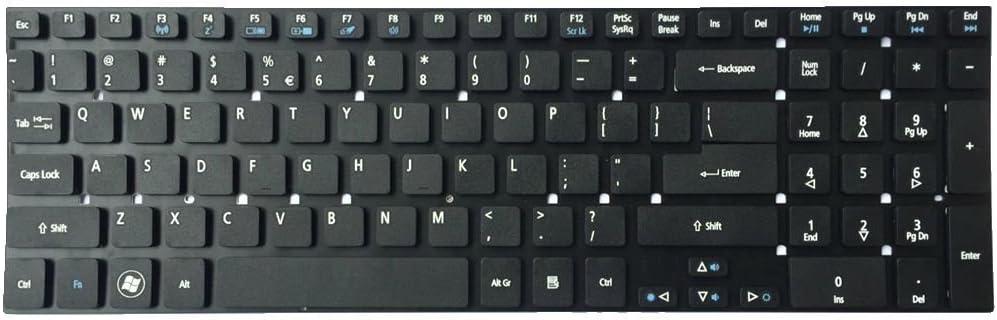 Original New for Acer Aspire E1-522 E1-522G E1-530 E1-530G Keyboard US