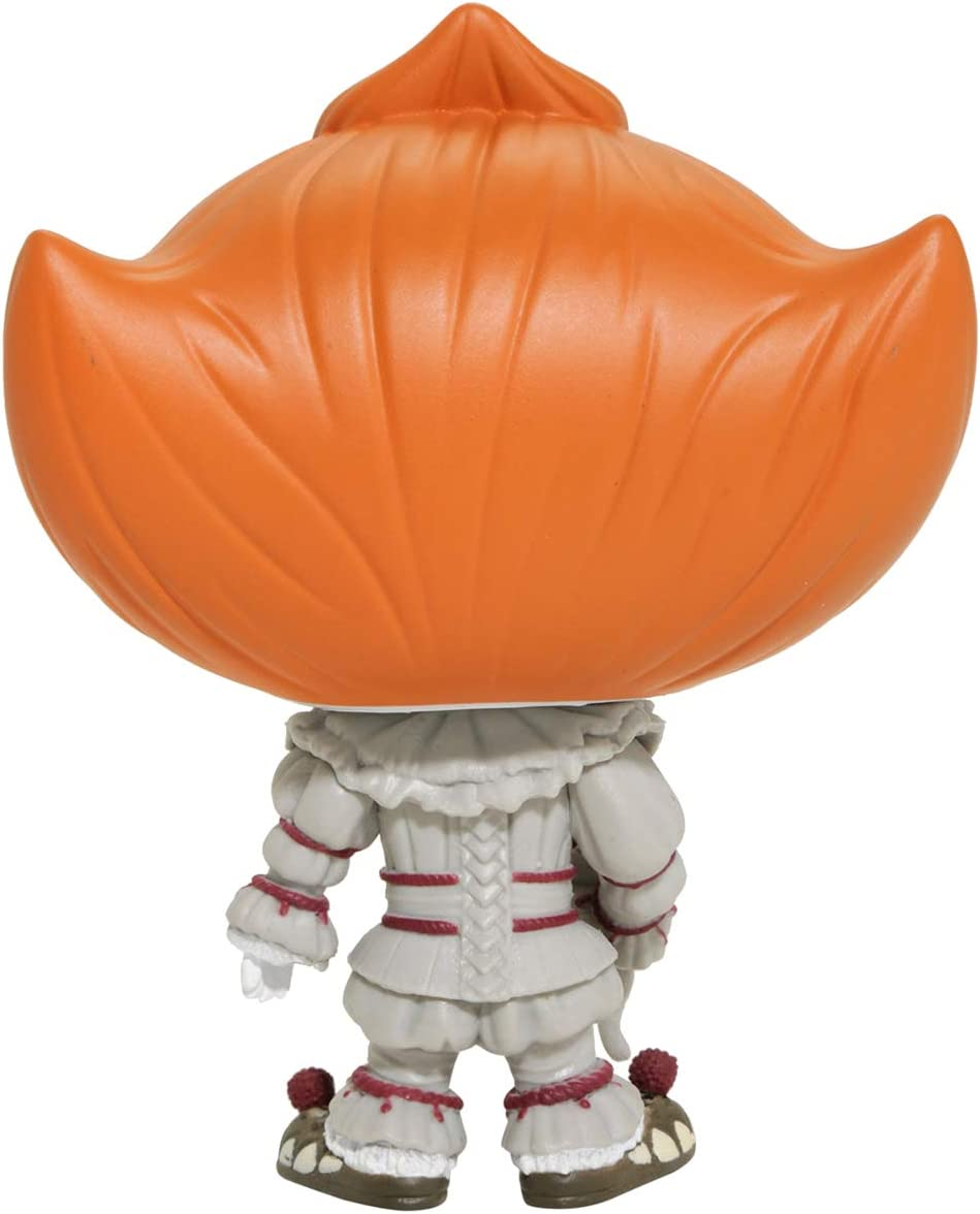 Movies: IT Funko Pop Hot Topic Exclusive Vinyl Figure # 475 Pennywise with Balloon