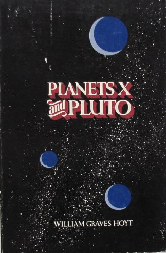 Planets 'X' and Pluto