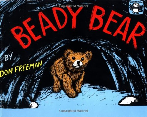 Beady Bear (Picture Puffin Books) by Puffin