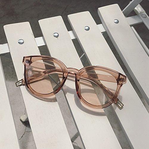 zhenghao Frame De Gafas Las C6 Hombre Round Xue para C2 De Sol Sunglasses dYRnEw