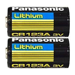 Panasonic 30212 Lithium 3V Photo Lithium...