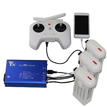 StageOnline Mavic Air Cargador de batería Inteligente Eje de ...