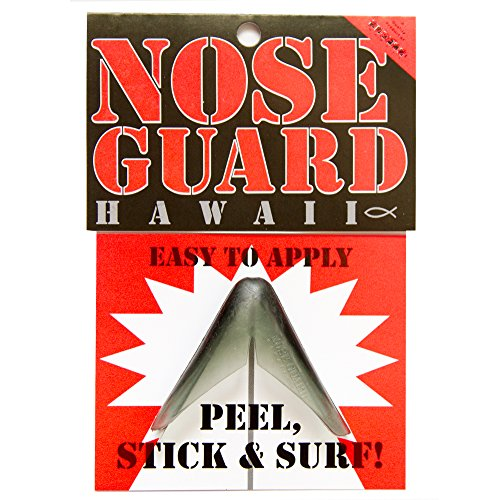 - SurfCo - Surfboard Nose Guard Kit in Smoke