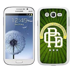 Funda carcasa para Samsung Galaxy Grand NEO Plus diseño Pennsylvania College Division borde blanco