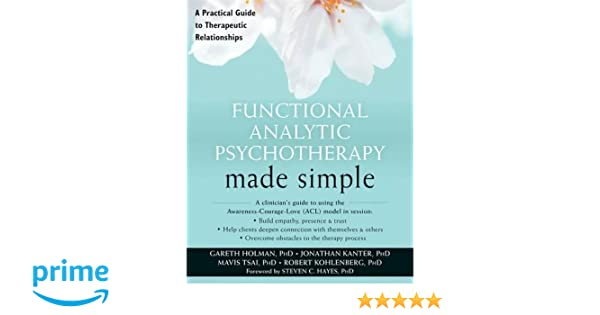 Amazon.com: Functional Analytic Psychotherapy Made Simple: A ...
