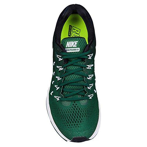 Vert Ginnastica Air da Zoom Uomo Gorge Scarpe 33 Platine Noir Black Pegasus Nike B68Upq6