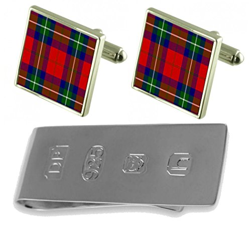 Ruthven Clip Tartan Tartan Clan Cufflinks amp; Clan Money Bond James HTTqWxt