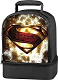 Thermos Dual Compartment Lunch Kit, Superman Man of Steel