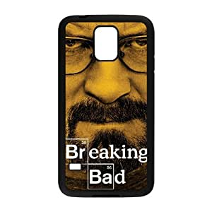 SamSung Galaxy S5 I9600 2D DIY Phone Back Case with Breaking Bad Image