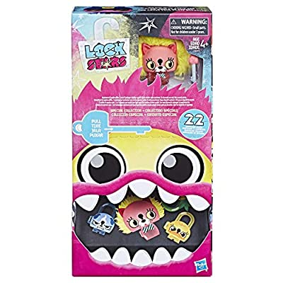 Hasbro Lock Stars Special Collection Multi-Pack: Toys & Games