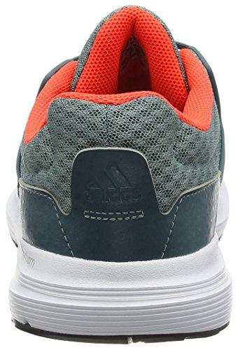 Solaire Pour De Course vapor Vert Chaussures Tech 3 Steel Rouge Homme Galaxy Adidas anOxgg