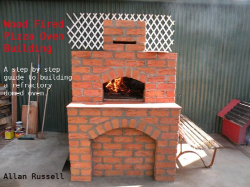 Wood Fired Pizza Building Brickie ebook product image