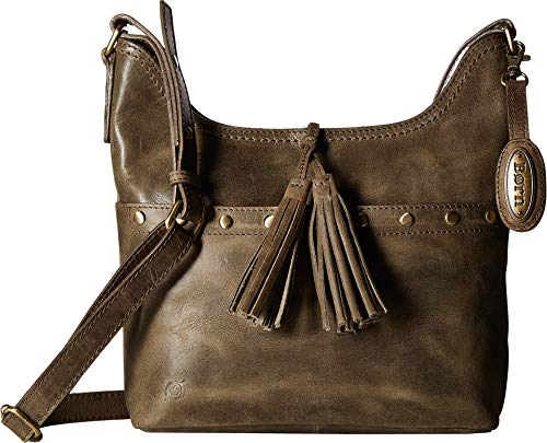 - Born Womens Wantworth Crossbody Olive One Size