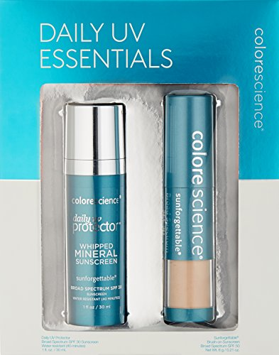 Colorescience Sunscreen Daily UV Essentials - Whipped Mineral Sunscreen and Brush-On Sunscreen Powder by Colorescience (Image #4)