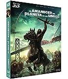 El Amanecer Del Planeta De Los Simios (BD 3D) [Blu-ray]