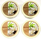 DELON Intense Moisturizing Smooth Vanilla Body Butter 6.9 Oz (4-pack) Review