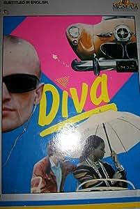 Diva [Reino Unido] [VHS]