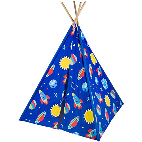 Olive Kids Out of this World Canvas Teepee