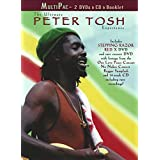 PETER TOSH 2 DVD+CD:THE ULTIMATE PETER T