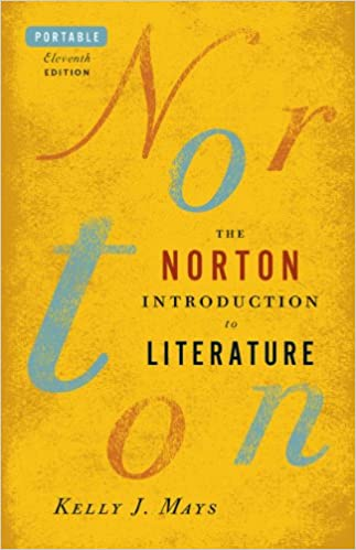The Norton Introduction To Literature 11th Edition Pdf
